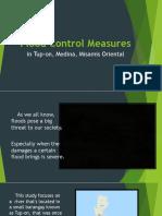 Flood Control Measures (1)