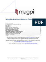 Magpi Quick Start Guide