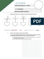 Examen de Matematic 4 5