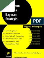 Menyusun Rencana Bayaran Strategis