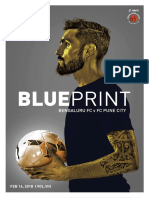 BLUEPRINT Vol VIII - Bengaluru FC vs FC Pune City
