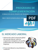 Programa de Complementación