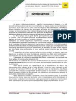 174088878 Memoire Ingenieur Reseaux Telecom ptique Par Kouie Gerard