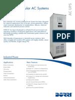 Brochure UMB AC OMG60172revD