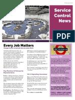 Service Control News - Feb 2018