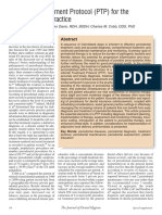 Periodontal Treatment Protocol