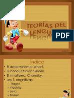 Presentación1 de Las Teorias de La Adquisicion Del Lenguaje