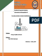 Labo de Fico 2 Valoraciones Conductometricas