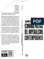 James Petras, ECONOMIAPOLITICA Del Imperialismo