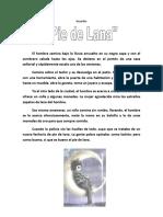 5 leyendas, 5 COPLAS, ADIVINANZAS, OBRA DE TEATRO.docx