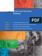 Cost and Decision Making