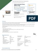 Dedeman Adeziv Alb Piatra Primus ADX15 25 Kg - Dedicat Planurilor Tale