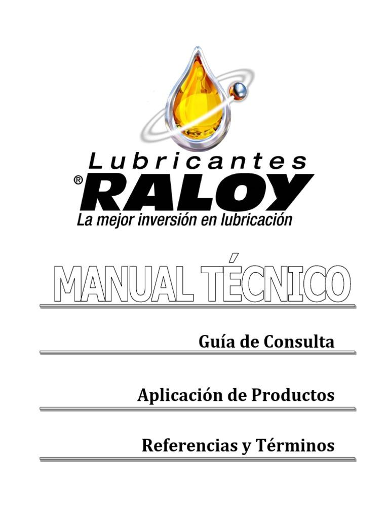 c34e1549edaa9 Manual Tecnico 2013 lubricasion con tablas.pdf