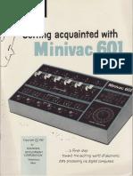 Minivac 601