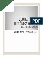 aula2-teoria geosinclinal