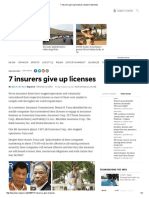7 Insurers Give Up Licenses _ Inquirer Business