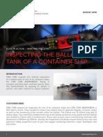 Case Study Ballast Tank