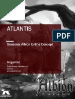 Atlantis - Seasonal Albion Online Concept