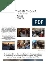 GRO Meeting in Chojna November 17
