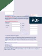 Exxonmobil Qatar Interview Form Doc