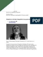Humberto Ak'abal, biografía de un poeta maya
