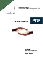 Taller Byosen