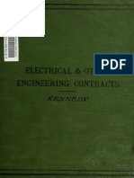 General Conditions Engineering Contracts