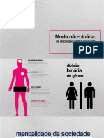 Moda Não-binária - Barbara Brito