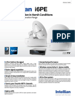Intellian i6PE_Datasheet