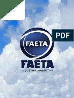 Manual de Usuario - Faeta ISV3000