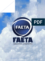 Manual de Usuario - Faeta ISV3000