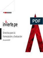 Directiva Para La Formulación y Evaluación-MEF (2)