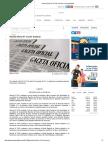 Gaceta Oficial N° 41.219_ Sumario _ FinanzasDigital