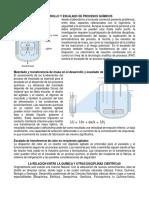 El Desarrollo y Escalado de Procesos Químicos