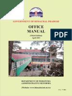 2011 Office Manual