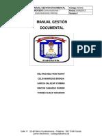 Manual Gestión Documental