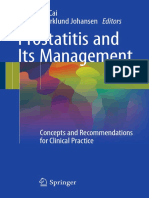 Prostatitis and Its Management (2016).pdf