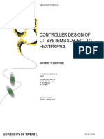 Controller Design of Lti Sys