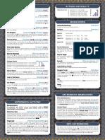 Starship Player Action Sheet 3.0