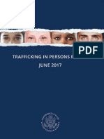 Trafficking Report