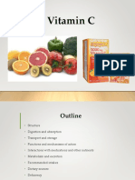 vitamin c powerpoint
