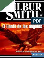 El Llanto de Los Angeles - Wilbur Smith
