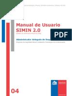 Manual Simin 2.0