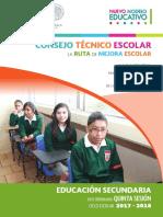 Secundaria 5a Sesiocc81n Cte 2017 18 (1)