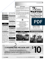 Claremont COURIER Classifieds 2-16-18