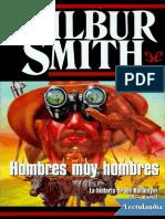Hombres Muy Hombres - Wilbur Smith