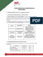 Tuberia Perlida-especificaciones Tecnicas y Ventajas