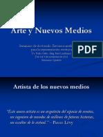 Arte y Nuevos Medios v03