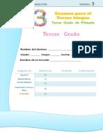Examen 3 Grado Bloque 3 Incrustado