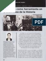 La imagen como herramienta en la enseñanza de la historia. Maricela Dorantes Soria